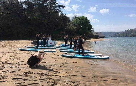 salcombe paddle