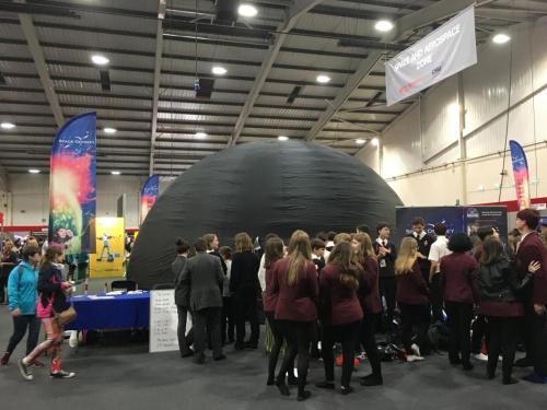 Galileo dome at Big Bang SW 4