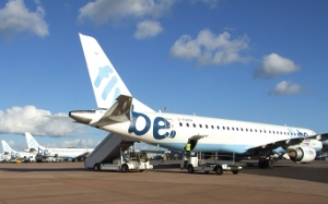 exeter flybe