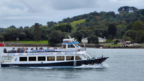 plymouth boat trip
